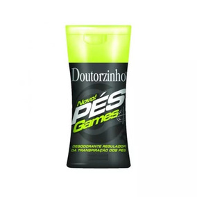 Desodorante Creme Para Os Pés Doutorzinho Games Com 70g