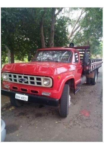Chevrolet D60 Ano 81 Muito Conservado!!!