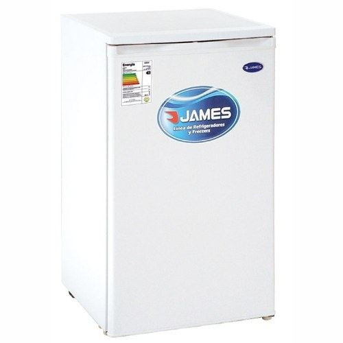 Imagen 1 de 4 de Refrigerador James J 144 K Blanco Frigobar- Vía Confort