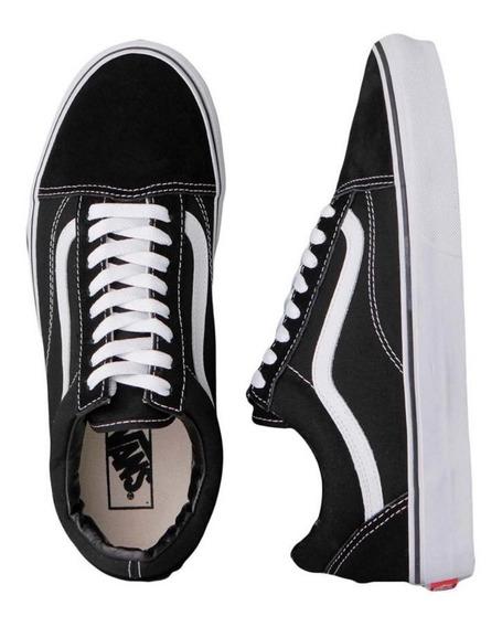 Zapatillas Vans Old Skool Black