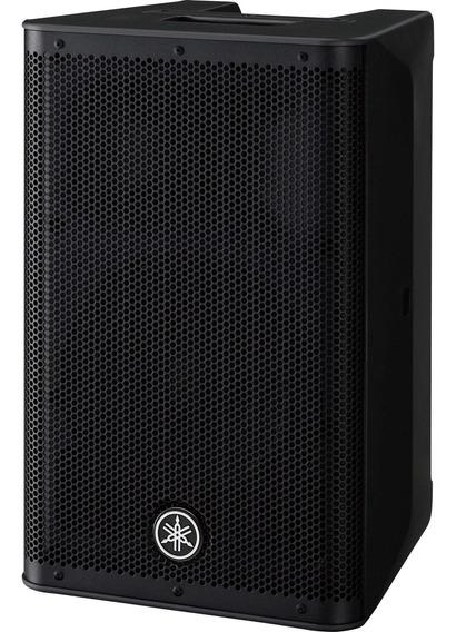 Caixa Acústica Amplificada 8 De 2 Vias Dxr8 Mkii-bra Preta