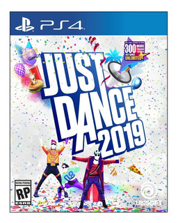 Videojuego Just Dance 2019 Para Ps4 Ubisoft