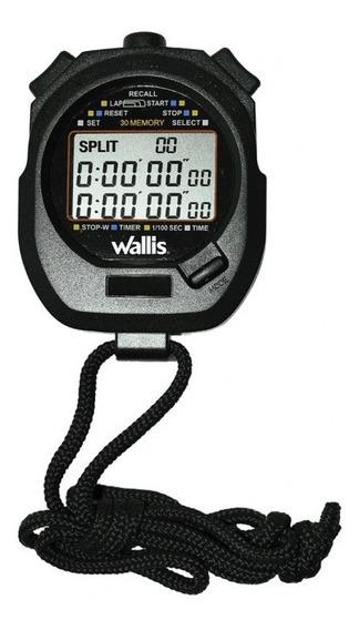 Cronometro Profesional Digital Wallis 30 Memorias + Envio
