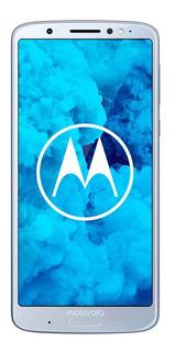 Celular Libre Motorola Moto G6 Plus Nimbus