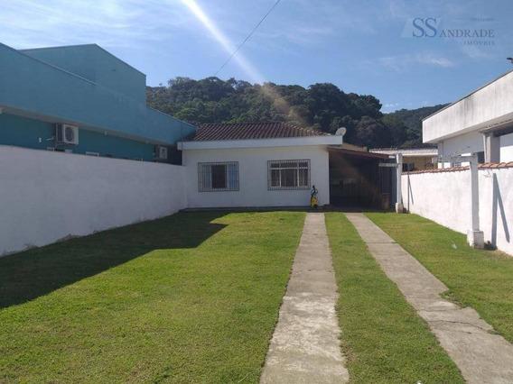 Casa Com 2 Dormitórios Para Alugar, 90 M² Por R$ 1.350,00/mês - Massaguaçu - Caraguatatuba/sp - Ca0600