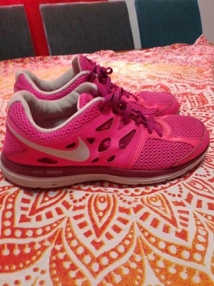 Zapatillas Nike 39/40 Originales Usadas Rosas