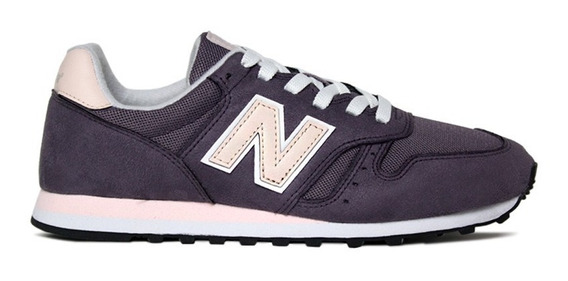New Balance 373 Feminino Roxo/rosa
