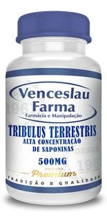 Tribulus Terrestris 500mg (ultra Concentrado) C/180 Caps