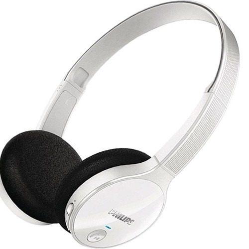 Fone De Ouvido Bluetooth Estéreo Cor Branco Shb4000 Philips