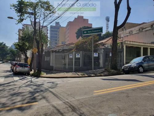 Casa Com 3 Dorms, Vila Bastos, Santo André - R$ 850 Mil, Cod: 933 - V933