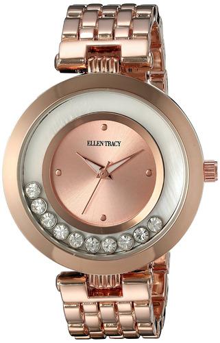 10bac74a3764 Reloj Ellen Tracy Para Dama - Reloj de Pulsera en Mercado Libre México