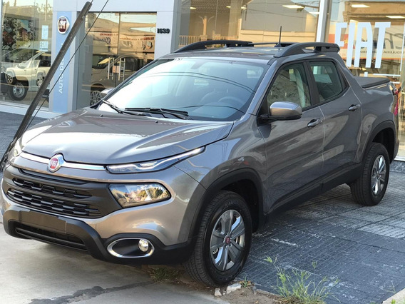 Fiat Toro 1.8 Freedom 4x2 At 2020 / 0km Financio 0km C034