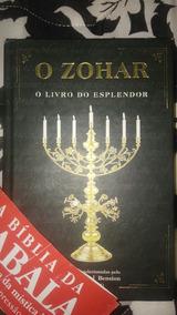 O Zohar O Livro Do Esplendor Fretre R$ 10 Para Qualquer Lug