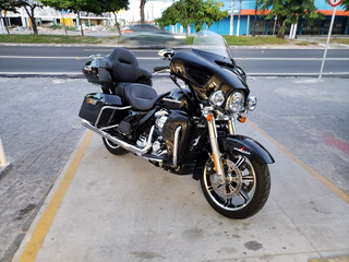 Harley Davidson Electra Glide Ultra Limited