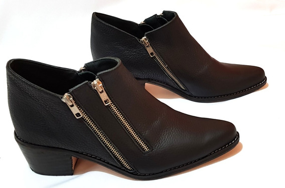 Botas Texanas Mujer 41 42 43 44 Zinderella Shoes Art 726