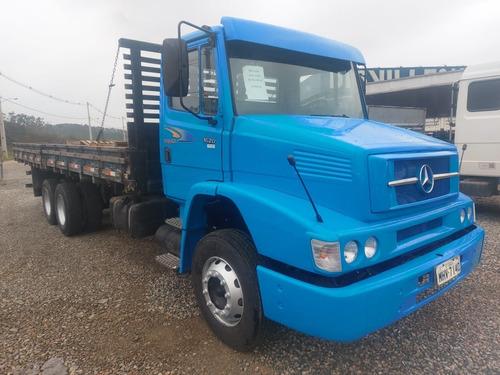 Imagem 1 de 15 de Mb1620 Truck Chassis