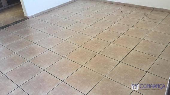 Casa Com 1 Dormitório Para Alugar, 65 M² Por R$ 600/mês - Campo Grande - Rio De Janeiro/rj - Ca1668