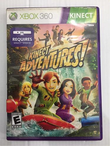 Imagen 1 de 1 de Kinect Adventures Xbox360