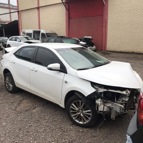 Imagem 1 de 8 de Sucata Toyota Corolla 2014/2015 Flex 154cvs