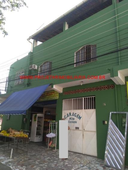 Santa Eugenia/n.iguaçu, Apartamento 2 Quartos(1 Suíte), Sala, Cozinha, Banheiro,terraço E Garagem. - Ap00272 - 33913255