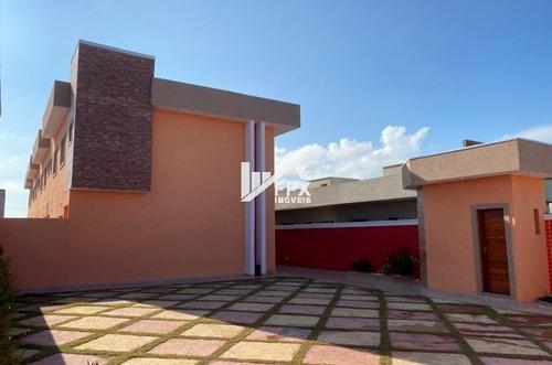 Casa Lado Praia Com Financiamento Em Itanhaém-ca104-f