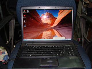 Notebook Compaq F-500 Por Partes Entra Y Mira