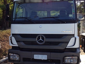 Mercedes-bens Axor 3131 6x4 Ano 2014 Chassi 2 Unidades
