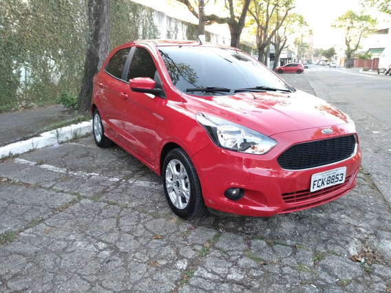 Ford Ka 1.5 Sel Plus Flex 4p 2018