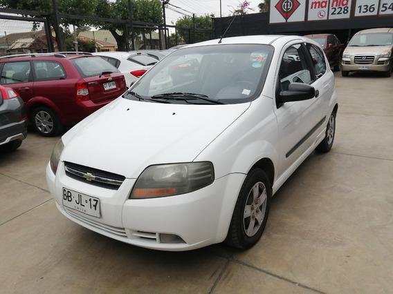Chevrolet Aveo Ii Ls 1.4