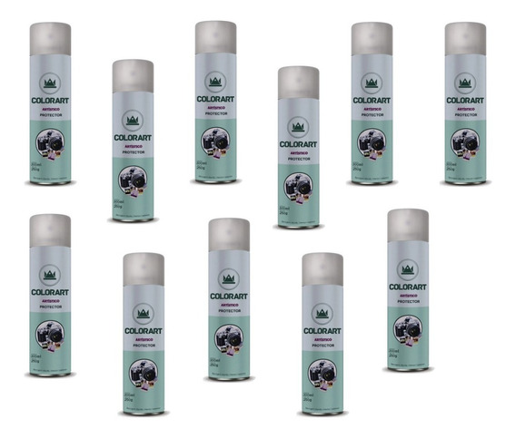 11 Verniz Spray Protector Brilhante Foto Gravura Papel Gesso