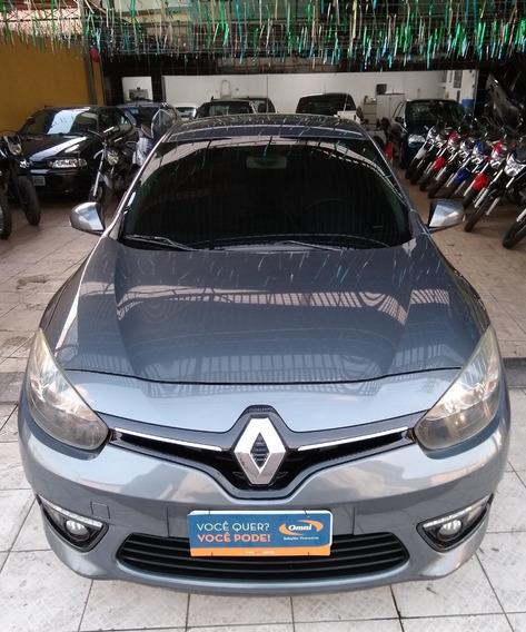 Renault Fluence Sed. Dynamique 2.0 16v Flex Aut