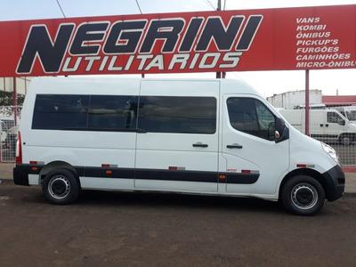 Renault Master 2.3 Dci Minibus Exec L3h2 16l. 2016 - Negrini