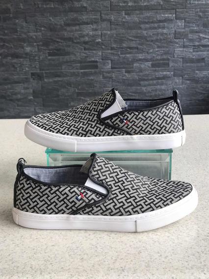 Lindos Tenis Sneakers Tommy Hilfiger Originales