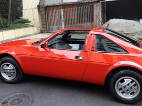 Miura Targa 83 Vermelha - Conversível