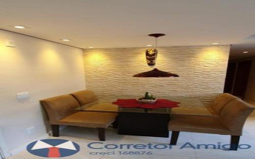 Imagem 1 de 8 de Ótimo Apartamento Localizado Na Vila Augusta, 2 Dorm... - Ml1217