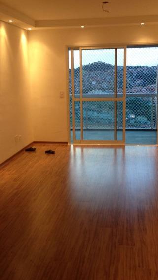 Apartamento Em Chácara Agrindus, Taboão Da Serra/sp De 117m² 3 Quartos À Venda Por R$ 580.000,00 - Ap394735