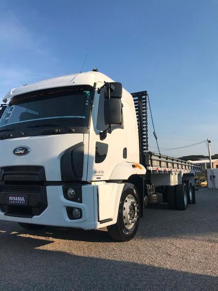 Cargo 2431 Torqshift Truck