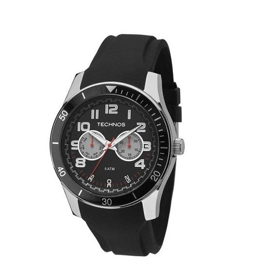 Relógio Technos Masculino Performance- Racer 6p25bc/8p