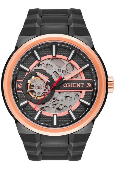 Relógio Orient Masculino Automático Esqueleto Nh7yr001 G1gx