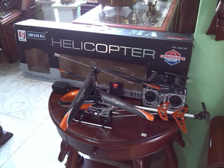 Helicoptero Shuang Ma 2.4g System Grande