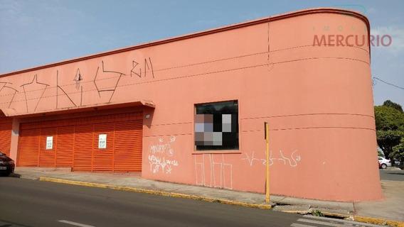 Loja À Venda, 370 M² Por R$ 1.800.000,00 - Centro - Bauru/sp - Lo0017