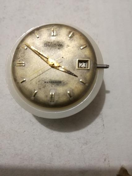 Maquinaria Reloj Bulova Vintage