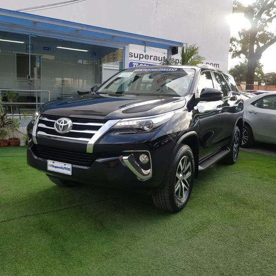 Toyota Fortuner 2018 $ 34999