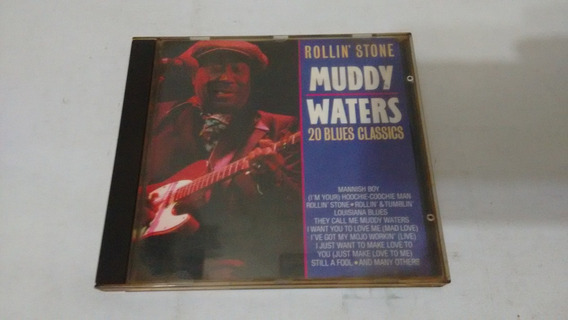 Muddy Waters - Rollin´stone (usado)