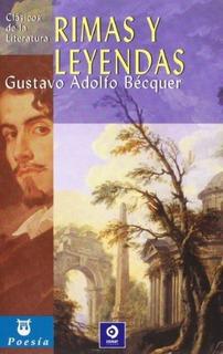 Rimas Y Leyendas, Gustavo Adolfo Bécquer, Edimat