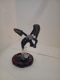 Heroclix Fury Volador Edición Sin Tarjeta Rareza Roja