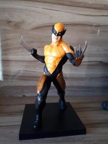 Wolverine Em Pvc Com 18cm