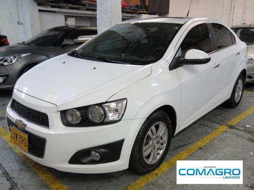 Chevrolet Sonic Lt Sedan2016   Ixw390