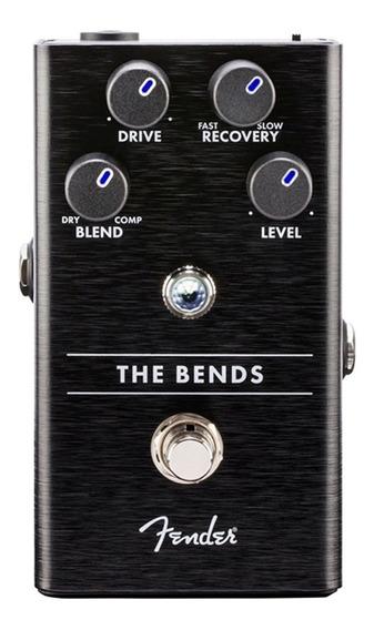 Pedal Compressor Guitarra Fender The Bends Dynamic Promoção!