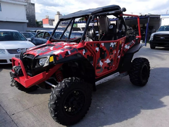 Polaris Rzr 900 2010 Traccion 4x4 900 Cc